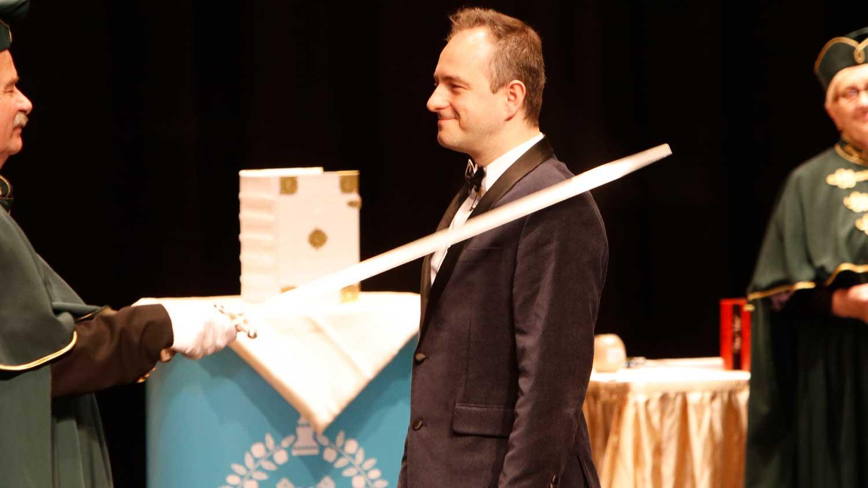 Dr Lutter Imre magyar kultúra lovagja