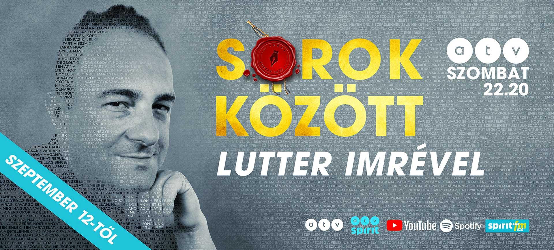 Lutter-Imre sorok között ATV